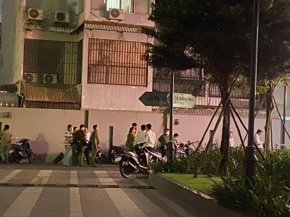 Người ngoại quốc nghi rơi tầng cao chung cư tử vong ở Sài Gòn