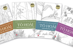 Book series featuring To Hoai's literary works for children released