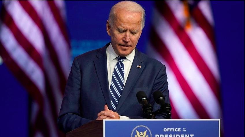 Ông Biden nói về việc Tổng thống Trump không nhận thua