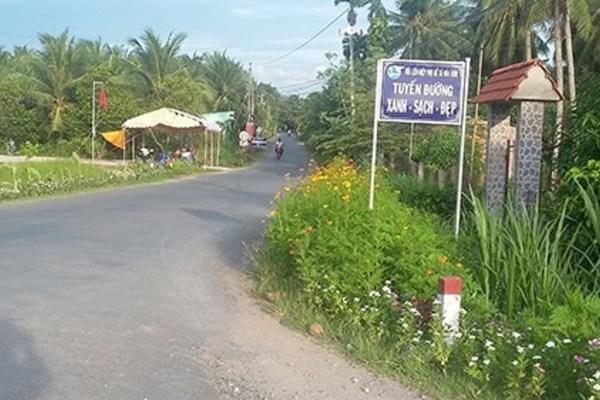 Tiền Giang: Chợ Gạo là huyện thứ hai đạt chuẩn nông thôn mới