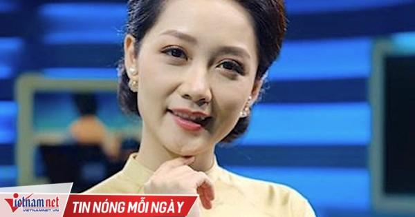 Nữ MC xinh đẹp nổi tiếng Thời sự 19h VTV tiết lộ bí mật hậu trường