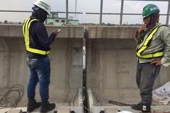 Chưa xác định nguyên nhân sự cố ở dầm cầu cạn metro số 1 TP.HCM