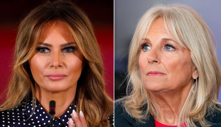 Trái thông lệ, bà Melania Trump chưa liên lạc với vợ ông Biden