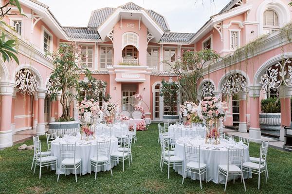 Đám cưới siêu lãng mạn ở đảo 'ngọc' Phú Quốc
