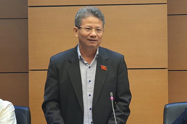 Đại biểu QH băn khoăn việc chuyển quyền cấp GPLX sang Bộ Công an