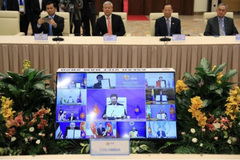 Colombia, Cuba, South Africa join Treaty of Amity and Cooperation in Southeast Asia