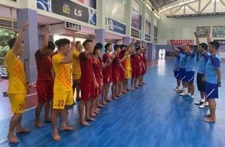 Futsal Vietnam to vie for World Cup berth