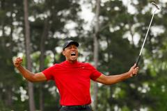 Tiger Woods thiếu tự tin trước The Masters 2020
