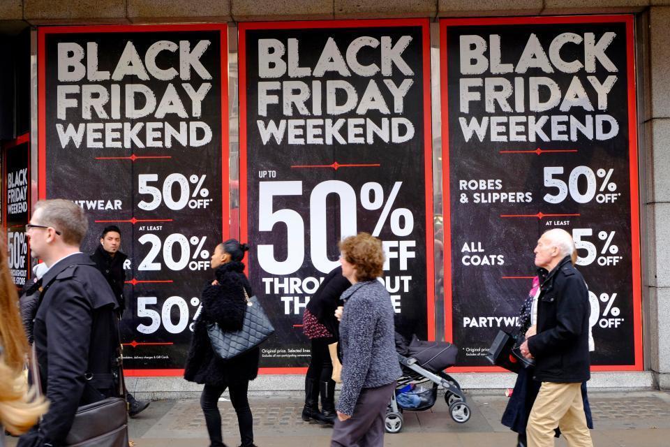 Giảm giá 80%, Black Friday 2020 là ngày nào để săn hàng sale off