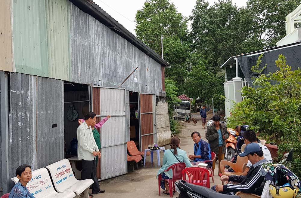 Vợ chồng Vĩnh Long xây nhà nuôi bệnh nhân chạy thận miễn phí