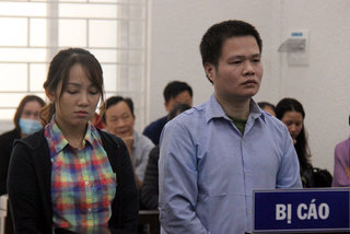 Cựu TGĐ và vợ kiều nữ ở Hà Nội lừa đảo, chiếm đoạt hàng chục tỷ