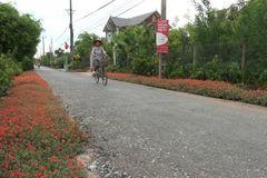 Huyện Vũ Thư xác định xây dựng NTM chỉ có điểm đầu, không có điểm kết thúc
