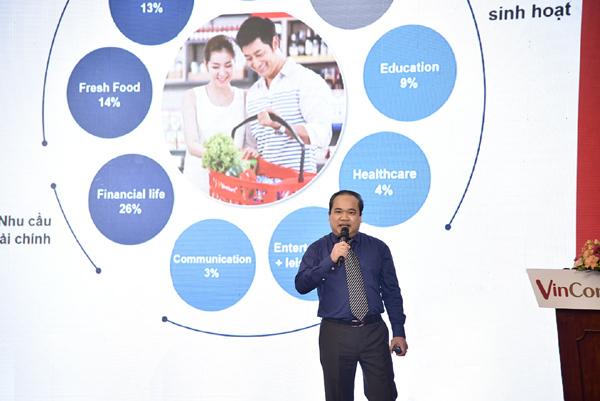 VinMart và VinMart+ nhắm đích dẫn đầu thị trường bán lẻ Việt Nam