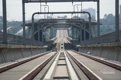 Phát hiện thêm 1 gối cao su tuyến metro số 1 bị dịch chuyển