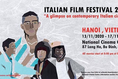 Film festival to offer glimpse of contemporary Italian cinema