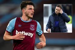 Lampard yêu cầu Chelsea mua ngay Declan Rice