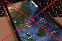 Chinese technology firm found inserting illegal nine-dash line on app