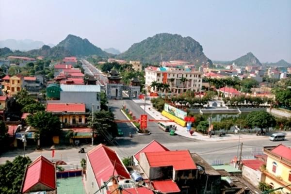 Hoa Lư chọn xã Ninh Giang và xã Ninh Mỹ là 2 xã làm điểm NTM kiểu mẫu