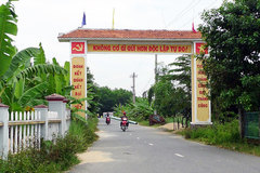 Chung sức làm thay đổi diện mạo NTM của huyện Hòa Vang