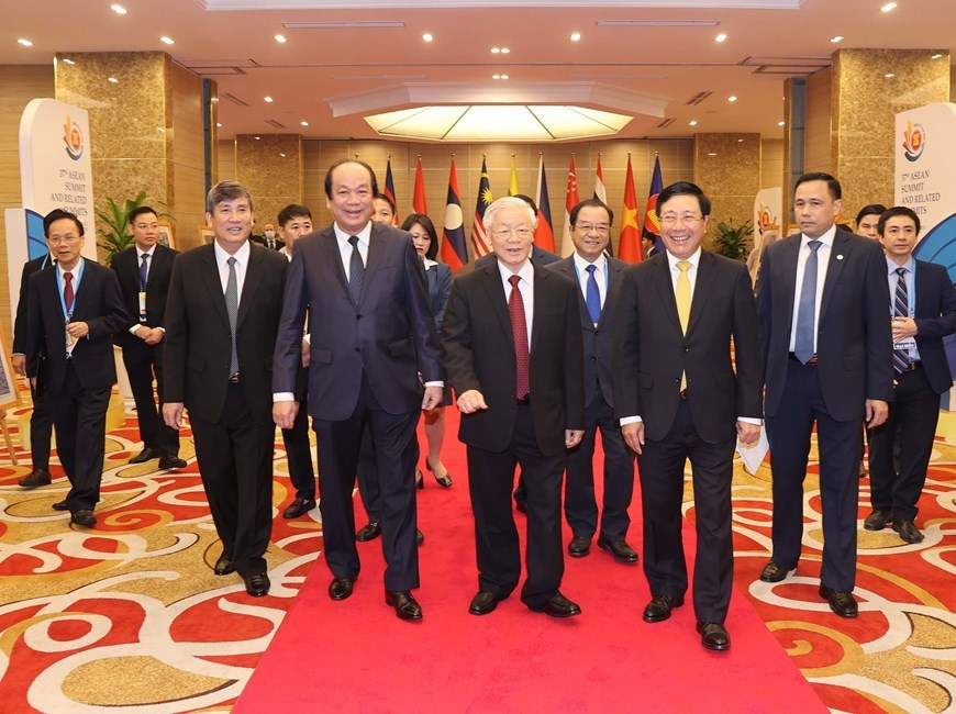 37th ASEAN Summit and Related Summits kick off