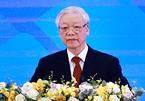 Tổng Bí thư, Chủ tịch nước: Chỉ có hợp tác, chung lòng mới vượt qua khó khăn
