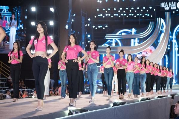 Chi Pu, Minh Hằng tổng duyệt 'Người đẹp Biển' cuộc thi HHVN 2020