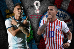 Nhận định Argentina vs Paraguay: 1 bàn là đủ
