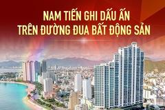 Lối đi khác biệt, Nam Tiến nổi bật trên 'đường đua' bất động sản