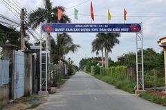 Long Phước đạt chuẩn nông thôn mới nâng cao