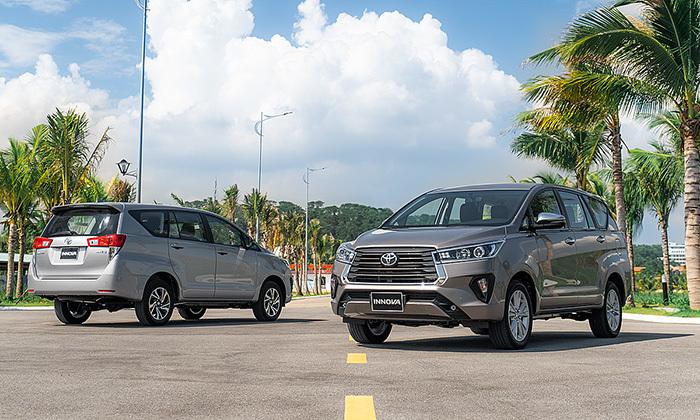 Phân khúc MPV: Mitsubishi Xpander dẫn đầu cách biệt Toyota Innova