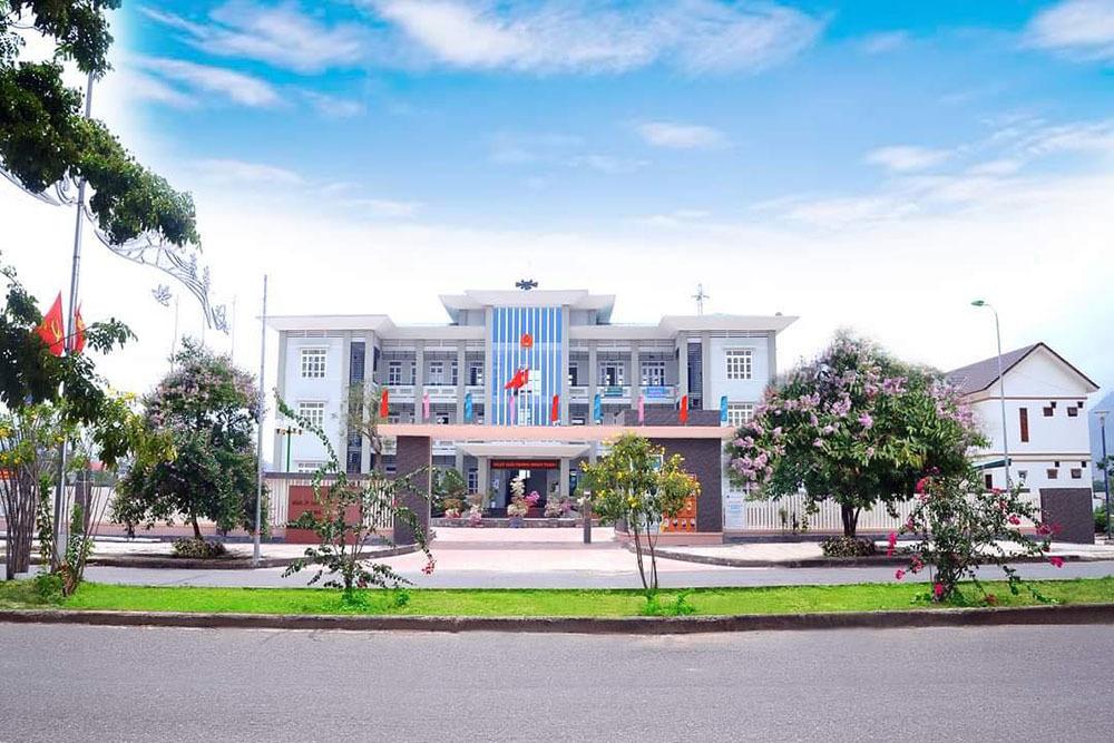 Kẻ gian đột nhập UBND thị trấn Lao Bảo lấy trộm tiền