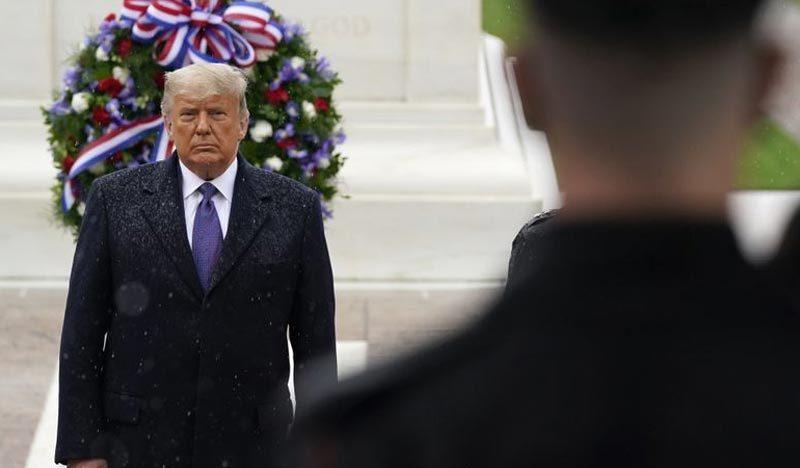 'Mưa' hợp đồng hàng trăm triệu đô tới tấp tìm đến ông Trump