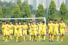 Cầu thủ U22 Việt Nam nói điều bất ngờ về bài tập của thầy Park