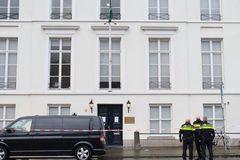 Đại sứ quán Ảrập Xêút ở Hà Lan bị tấn công