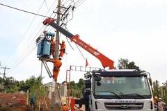 Điện đã phủ sóng nông thôn mới Gia Lai