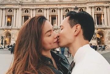 Hồ Ngọc Hà mừng sinh nhật Kim Lý: Chưa từng nói về ai tình hơn thế!