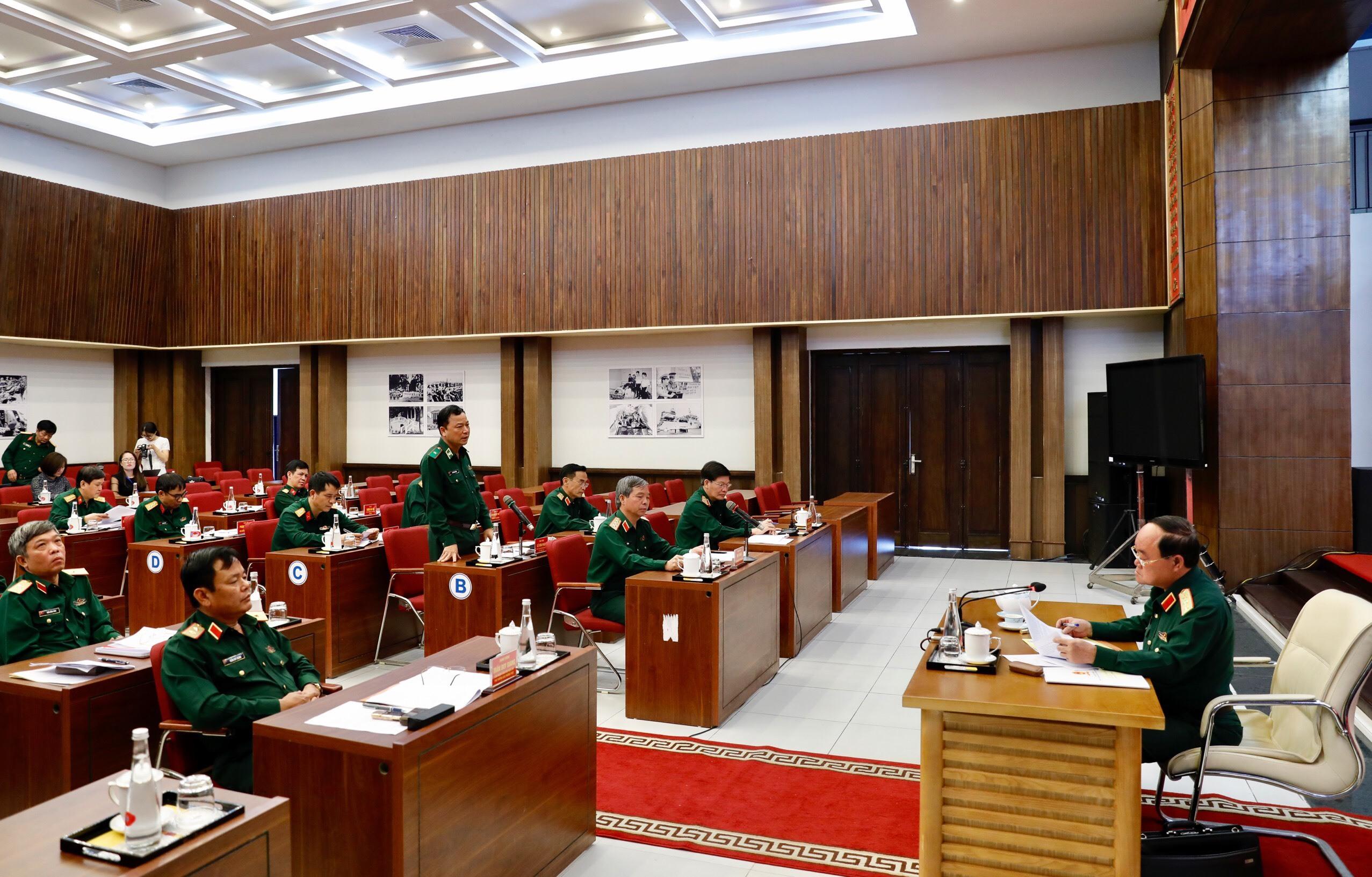 Bộ Quốc phòng diễn tập phòng chống Covid-19 bảo vệ Đại hội Đảng