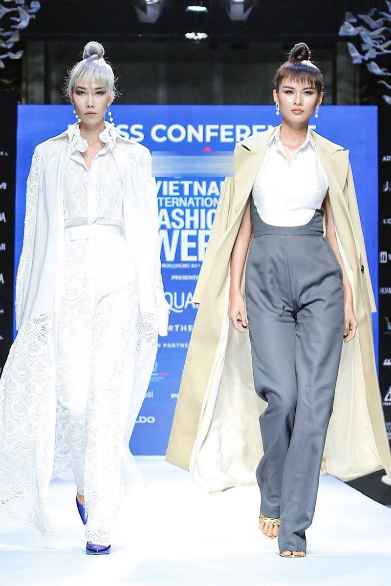 NTK Nguyễn Công Trí mở màn Tuần lễ Thời trang Quốc tế Việt Nam 2020