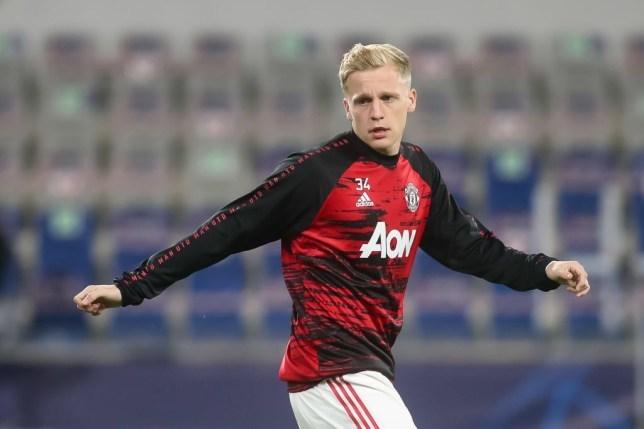 MU tự tin thắng Southampton, Van de Beek mơ Real Madrid