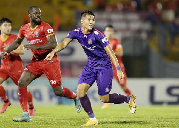 Hoang growsup after early career stumbles