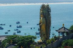 Nhon Ly's tourism potential