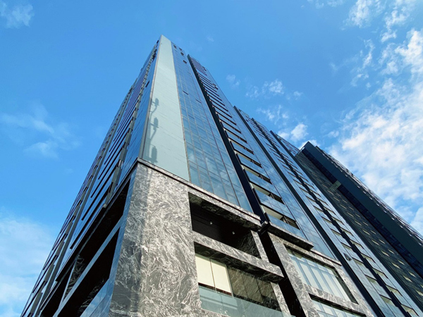 Sunshine Group sắp bàn giao tòa tháp đầu tiên ở TP.HCM