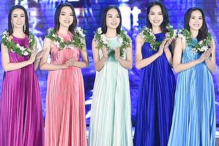 Hoa hậu Việt Nam 2020: Top 5 'Người đẹp tài năng'