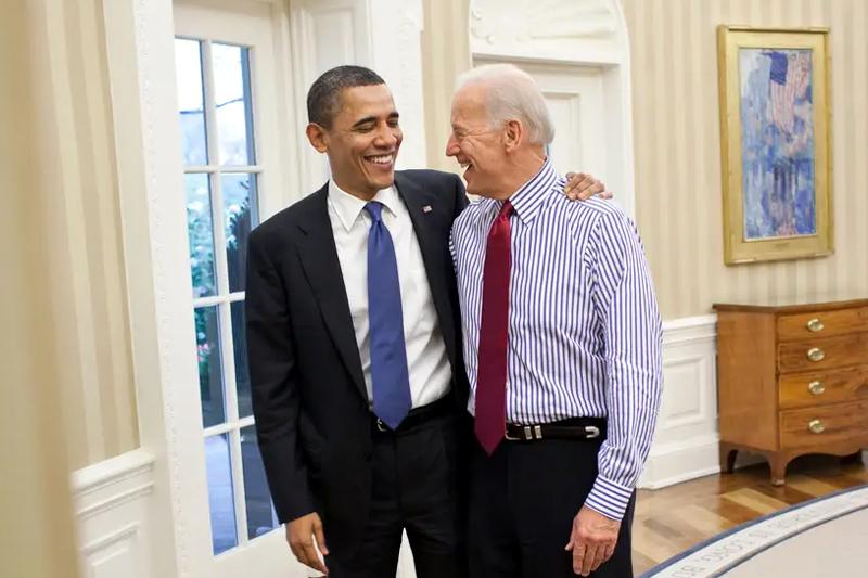 Bênh cựu phó tướng, ông Obama lên án các cáo buộc gian lận bầu cử