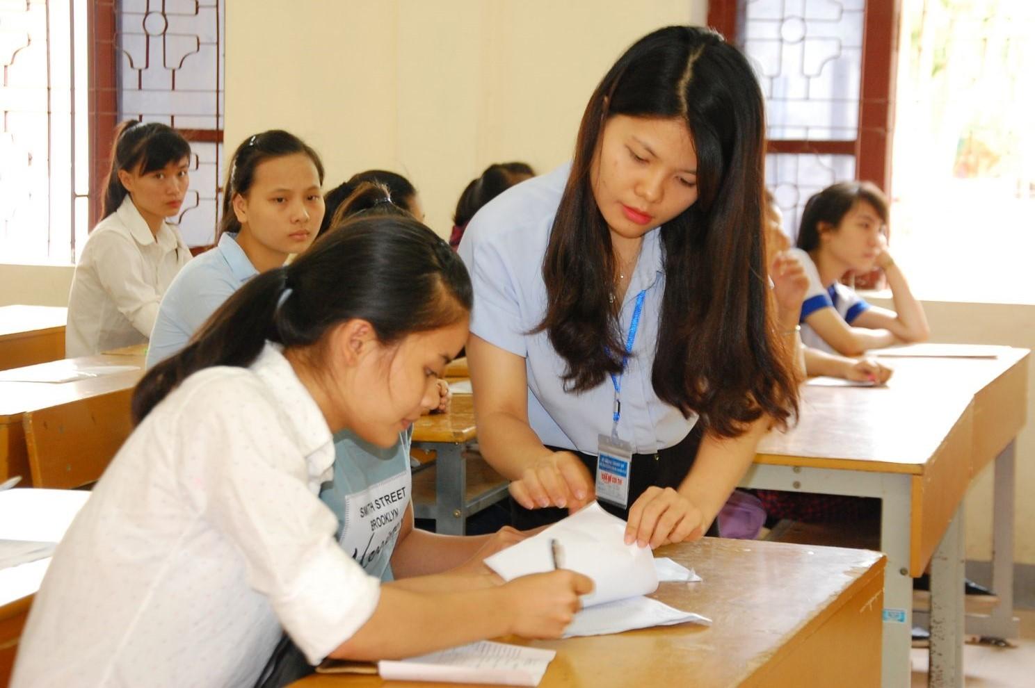 Nhiều học sinh trường huyện đỗ đầu kỳ thi học sinh giỏi ở Nghệ An
