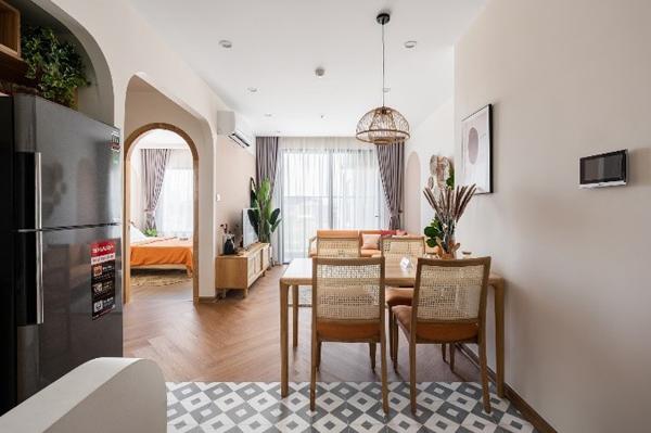 Bộ sưu tập những căn hộ 'hút mắt' chào đón Xuân Tân Sửu