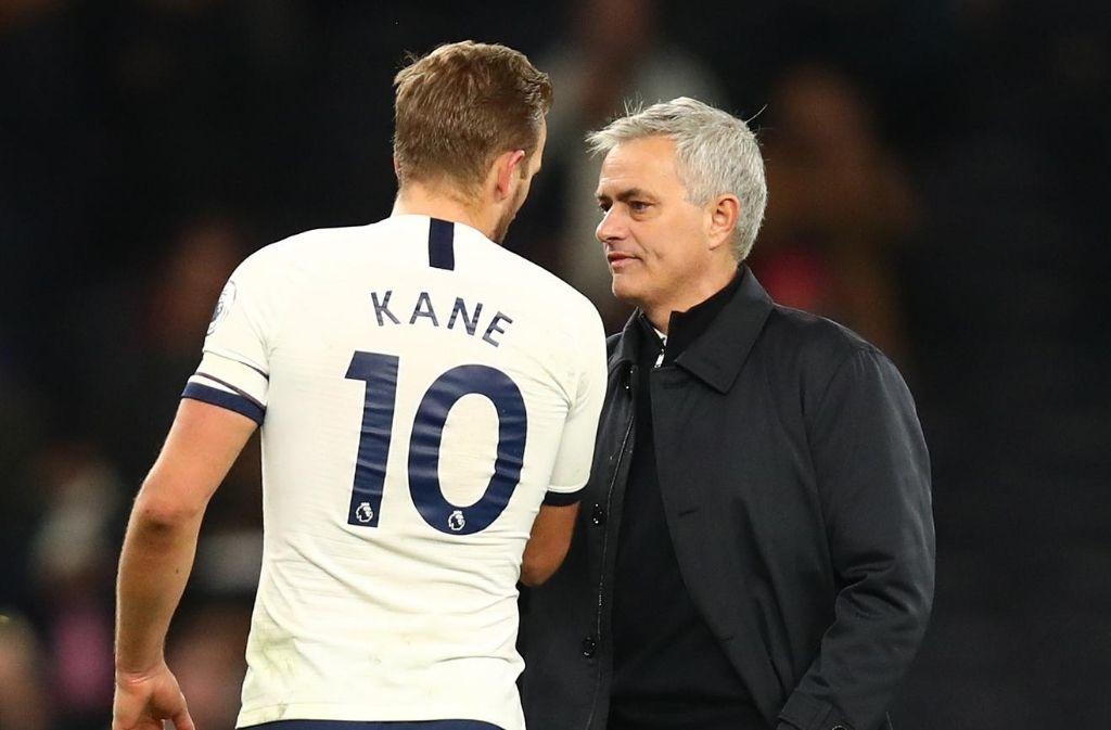 Harry Kane thốt lời khiến Mourinho mát lòng mát dạ