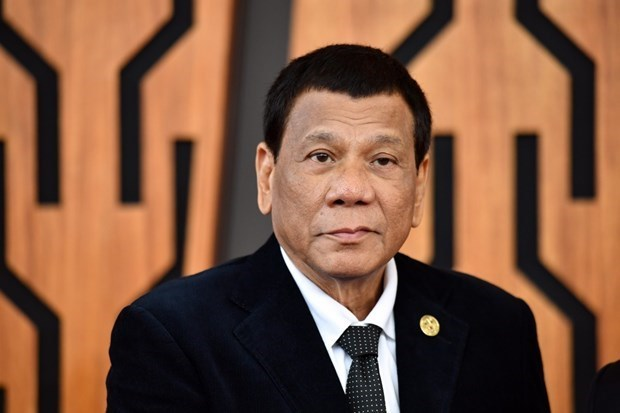 Philippines affirms stance on peaceful settlement of East Sea issue
