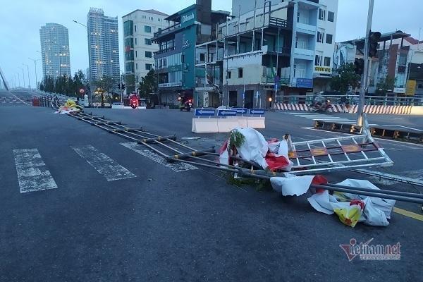 Đà Nẵng yêu cầu người dân nghỉ làm, không ra khỏi nhà từ 12h ngày 14/11