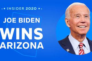 Ông Biden thắng ở Arizona, 'thu phục' thành trì của đảng Cộng hòa